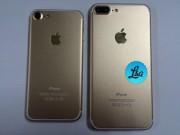 Dế sắp ra lò - iPhone 7 và iPhone 7 Plus bán ra ngày 23 tháng 9