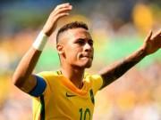 Bóng đá - Neymar: Sau Olympic là cuộc chiến đá chính ở Barca
