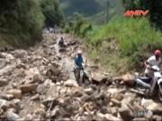 Video An ninh - Yên Bái: Một em nhỏ đi chăn trâu bị lũ cuốn trôi