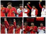 Thể thao - Trung Quốc ẵm trọn 4 HCV bóng bàn Olympic: Quyền lực vĩnh cửu