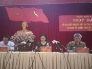Tin tức trong ngày - Họp báo vụ lãnh đạo tỉnh Yên Bái bị bắn: Nghi phạm chưa tử vong