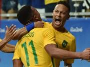 Bóng đá - Chung kết kinh điển Brazil - Đức: HCV Olympic ở rất gần