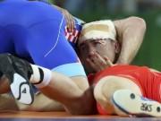 """Olympic 2016 - Đô vật """"chết lâm sàng"""" trở lại giật HCV Olympic"""