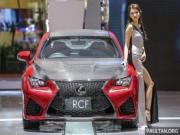 Tin tức ô tô - Ra mắt mẫu xe Lexus RC F độ sợi carbon