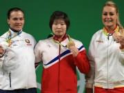 Thể thao - Bảng xếp hạng Olympic: Bất ngờ Triều Tiên là số 1