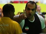 """Thể thao - Olympic: Mất HCV đau đớn vì """"kẻ thù"""" làm trọng tài"""