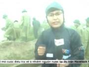 Tin tức trong ngày - Bão Thần Sét gây mưa lớn tại các tỉnh ven biển phía Bắc