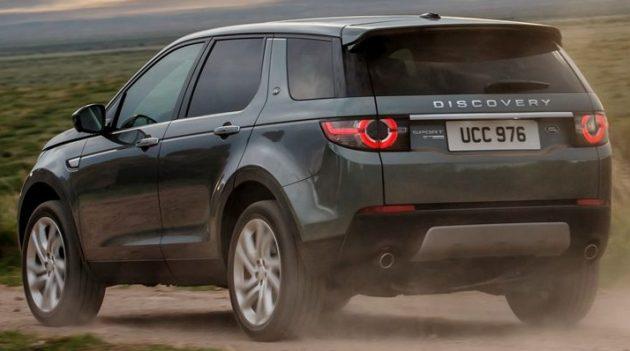 Công bố giá Land Rover Discovery Sport 2.2L SD4 - 2