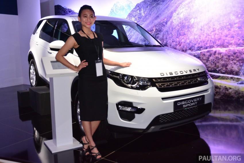 Công bố giá Land Rover Discovery Sport 2.2L SD4 - 4