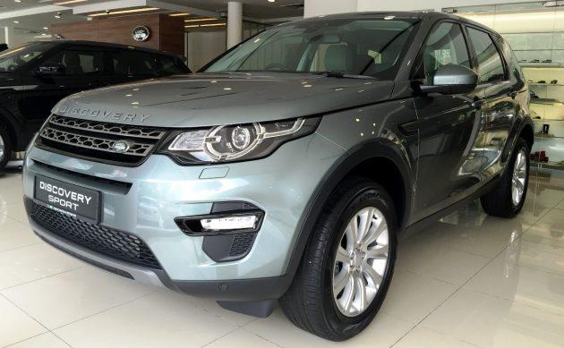 Công bố giá Land Rover Discovery Sport 2.2L SD4 - 1