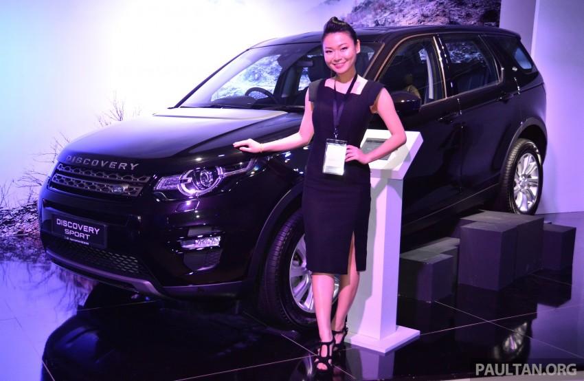 Công bố giá Land Rover Discovery Sport 2.2L SD4 - 3