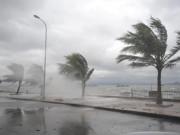 Tin tức trong ngày - Trưa nay, bão Thần Sét giật cấp 13 đổ bộ Hải Phòng-Ninh Bình