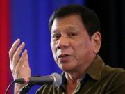 """Thế giới - Tổng thống Philippines muốn """"mặt đối mặt"""" TQ về Biển Đông"""