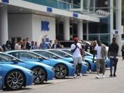 Tin tức ô tô - Ông chủ Leicester City thưởng 19 xe BMW i8 cho các cầu thủ