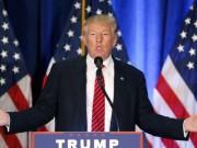Thế giới - Tỉ phú Trump lần đầu tiên hối hận vì phát ngôn lố bịch