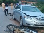 Tin tức trong ngày - Cảnh cáo người nhận tội thay thiếu tá CSGT gây tai nạn