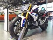 Thế giới xe - BMW G310R mới rục rịch ra mắt người dùng Việt