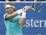 Thể thao - Nadal gặp hạn ở Cincinnati, có thể lỡ hẹn US Open