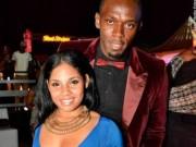Thể thao - Vô đối Olympic, Bolt được bạn gái nóng bỏng đưa lên mây