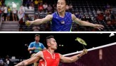 Lee Chong Wei - Lin Dan: 3 set đấu đỉnh cao (BK Olympic)
