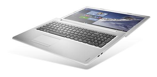 Lenovo tung bộ đôi laptop chạy vi xử lý Intel Skylake