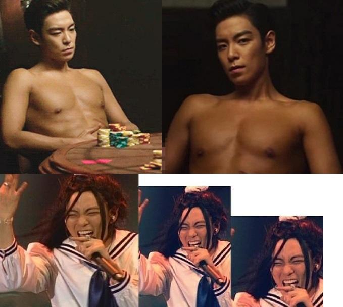 G-Dragon và loạt mỹ nam Hàn giả gái hấp dẫn cả thế giới - ảnh 5