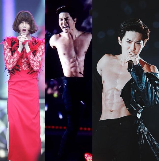 G-Dragon và loạt mỹ nam Hàn giả gái hấp dẫn cả thế giới - ảnh 7