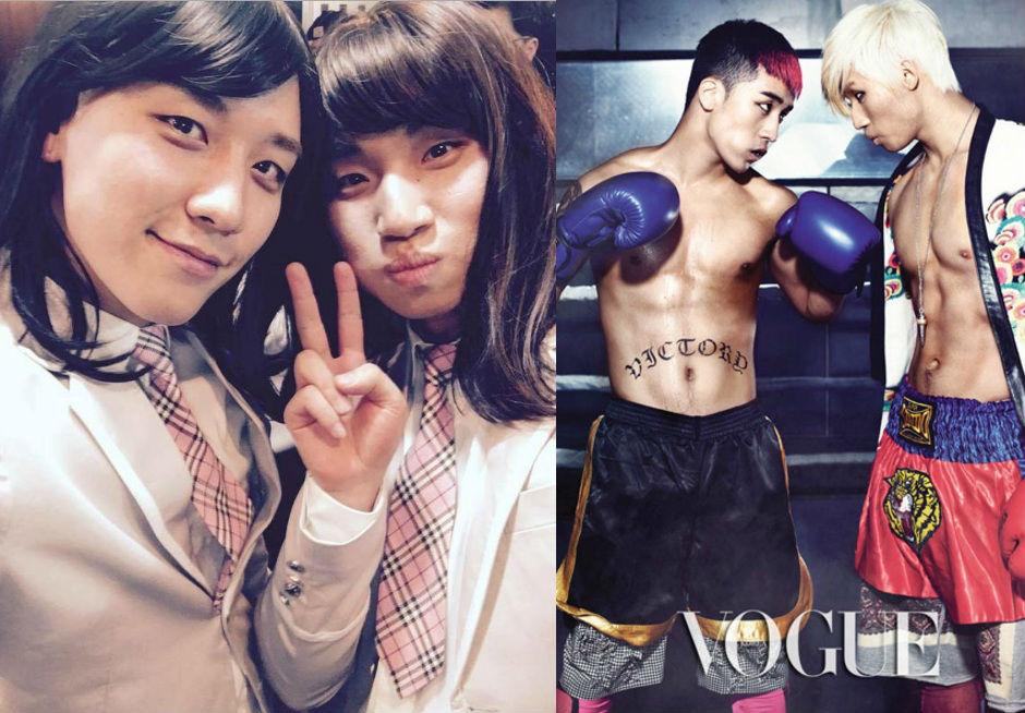 G-Dragon và loạt mỹ nam Hàn giả gái hấp dẫn cả thế giới - ảnh 4
