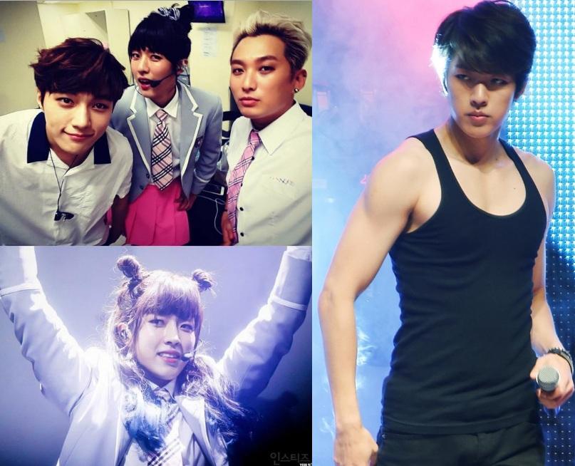 G-Dragon và loạt mỹ nam Hàn giả gái hấp dẫn cả thế giới - ảnh 9