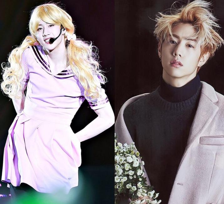 G-Dragon và loạt mỹ nam Hàn giả gái hấp dẫn cả thế giới - ảnh 15