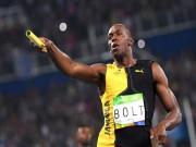 Thể thao - Giải nghệ với cú ăn ba HCV, Bolt được mời làm Bộ trưởng