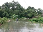 Tin tức trong ngày - Nhiều nơi ở Nghệ An, Thanh Hóa bị cô lập sau bão số 3