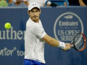 Thể thao - Murray - Tomic: Hai set như một (Tứ kết Cincinnati)