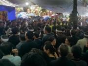 Tin tức trong ngày - Hàng ngàn người đội mưa đưa tiễn Bí thư Tỉnh ủy Yên Bái