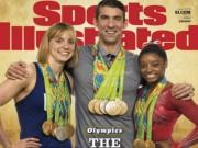 """Thể thao - Bảng xếp hạng HCV Olympic: """"Bái phục"""" các siêu VĐV Mỹ"""