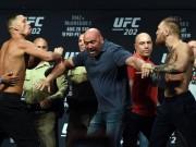 """Thể thao - Đại chiến UFC: """"Gã điên"""" đòi đấm gục cả đội đối thủ"""