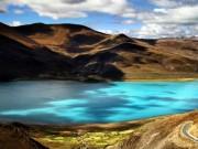 """Du lịch - 10 hồ nước đẹp """"rụng rời"""" trên dãy núi Himalayas"""