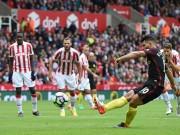 Bóng đá - Chi tiết Stoke - Man City: Dập tắt hi vọng (KT)
