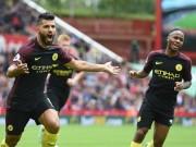 Bóng đá - Stoke - Man City: 2 quả penalty và 2 cú đúp