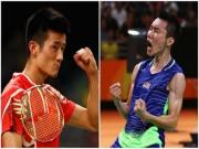 Olympic 2016 - Lee Chong Wei - Chen Long: Nỗi đau kéo dài (CK cầu lông Olympic)