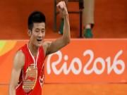 Thể thao - Hạ Lee Chong Wei gặt HCV Olympic, số 2 thế giới bật khóc
