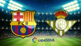 TRỰC TIẾP Barca - Betis: Lưới rung liên tiếp