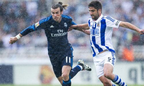 "Sociedad - Real Madrid: Bale phải ""gánh team"" - 2"