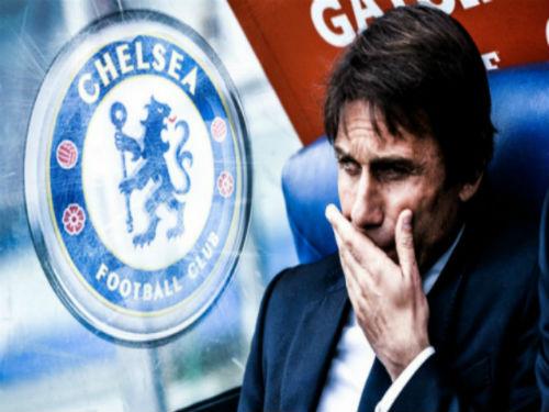 """Conte: """"Gã mafia"""" trên đường pitch của Chelsea"""