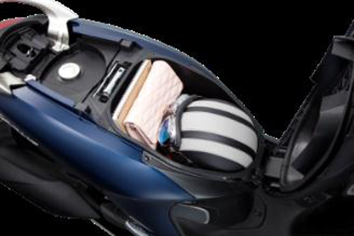 Yamaha Janus 2016: Thiết kế trẻ trung, giá mềm - 4