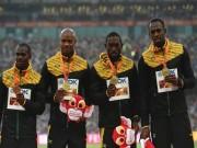 Olympic 2016 - Sắp bị tước 1 HCV Olympic, Bolt chẳng hề lo lắng