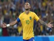Bóng đá - Căng thẳng kéo dài, Brazil – Đức vỡ òa cảm xúc