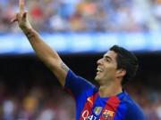 """Bóng đá - """"Kẻ hủy diệt"""" Suarez: Ghi 1 bàn/trận trong 82 trận"""