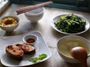 Sức khỏe đời sống - Nên ăn cơm trưa lúc mấy giờ và ăn gì trong bữa trưa?