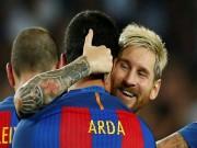"""Bóng đá - Không đủ """"MSN"""", Barca đã có bộ ba """"MAS"""""""